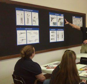 Firearms Classroom